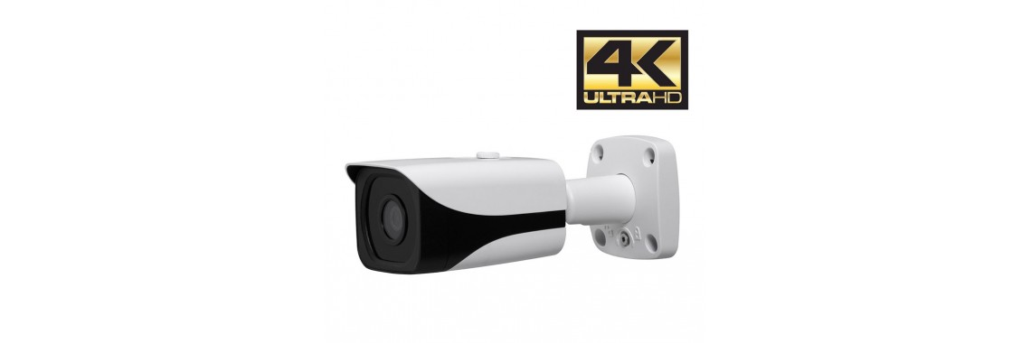 Caméra sécurité 4K POE IP Htdirect 8 - 12 mega pixel